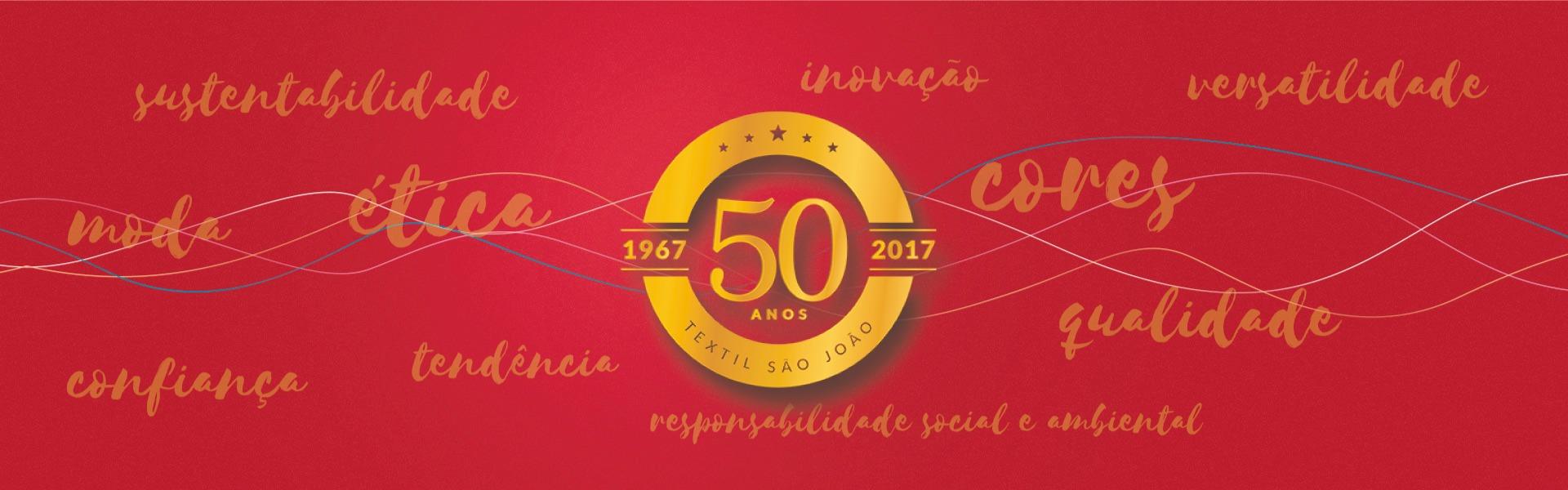 Slide cinquenta anos